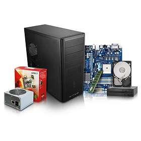 Komplett PC i delar - 3,6GHz HC 8GB 256GB