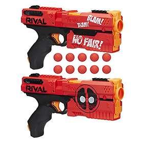 NERF Rival Deadpool Kronos XVIII-500 Blaster Dual Pack