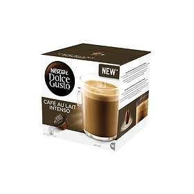 Nescafé Dolce Gusto Cafe au Lait Intenso 16st (Kapslar)