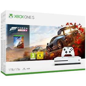 Microsoft Xbox One S 1To (+ Forza Horizon 4)