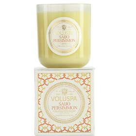 Voluspa Classic Maison Candle Saijo Persimmon