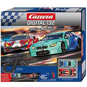 Carrera Toys Digital 132 GT Race Stars (30005)