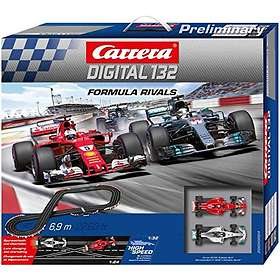 Carrera Toys Digital 132 Formula Rivals (30004)