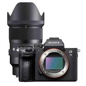 Sony Alpha A7 III + 35/1,4