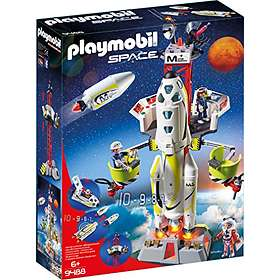 Playmobil Space 9488 Marsraket med Avfyrningsplats
