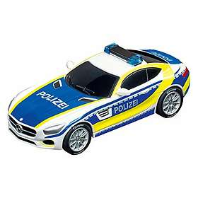 "Carrera Toys GO!!! Plus GO!!! Mercedes-AMG GT Coupé ""Police"" (64118)"