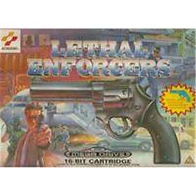 Lethal Enforcers II: Gun Fighters (Mega Drive)