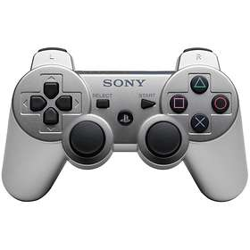 Sony DualShock 3 - Silver (PS3) (Original)