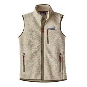 Patagonia Retro Pile Fleece Vest (Dame)