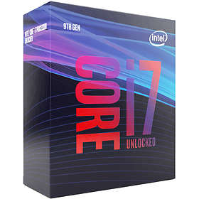 Intel Core i7 9700K 3,6GHz Socket 1151-2 Box without Cooler