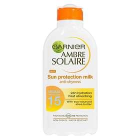 Garnier Ambre/Delial Solaire Sun Protection Milk SPF15 200ml