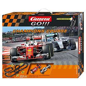 Carrera Toys GO!!! Champions Course (62456)