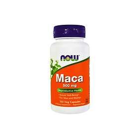 Now Foods Maca 100 Kapsler