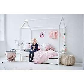 Hoppekids Hus-säng Ida Maria 70x160cm