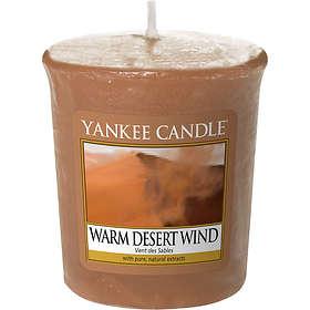 Yankee Candle Votives Warm Desert Wind