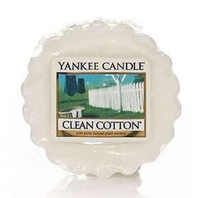 Yankee Candle Wax Melts Clean Cotton