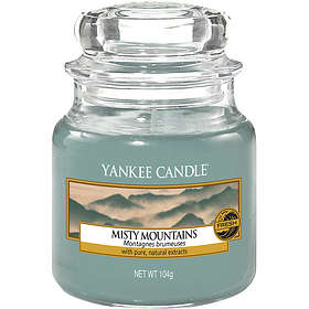 Yankee Candle Small Jar Misty Mountains