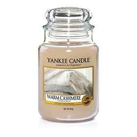 Yankee Candle Large Jar Warm Cashmere