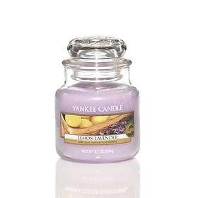 Yankee Candle Small Jar Lemon/Lavender