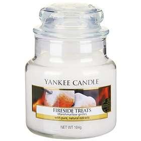 Yankee Candle Small Jar Fireside Treats