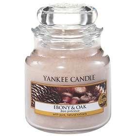 Yankee Candle Small Jar Ebony & Oak