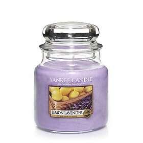 Yankee Candle Medium Jar Lemon/Lavender