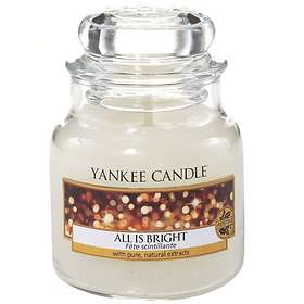 Yankee Candle Small Jar All Is Bright