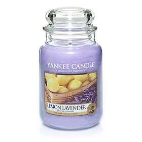 Yankee Candle Large Jar Lemon/Lavender