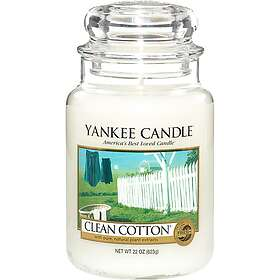 Yankee Candle Large Jar Clean Cotton