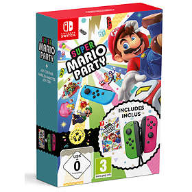 Super Mario Party - Joy Con Bundle (Switch)