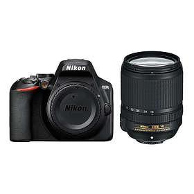 Nikon D3500 + 18-140/3,5-5,6 VR