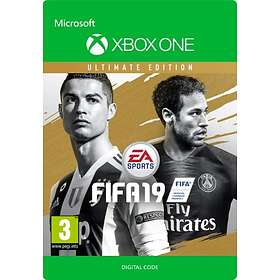 FIFA 19 - Ultimate Edition (Xbox One)