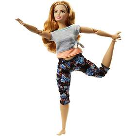 Barbie Made to Move Doll FTG84