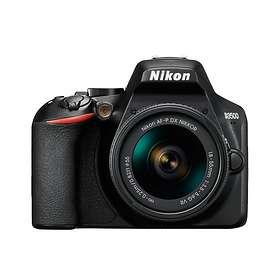 Nikon D3500 + AF-P 18-55/3,5-5,6 G VR