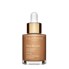 Clarins Skin Illusion Natural Hydrating Foundation SPF15