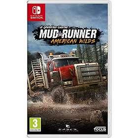 MudRunner - American Wilds Edition (Switch)