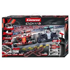 Carrera Toys GO!!! Plus Pit Stop (66007)
