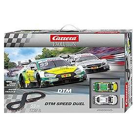 Carrera Toys Evolution DTM Speed Duel (25234)