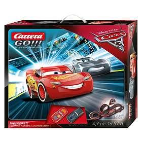 Carrera Toys GO!!! Disney/Pixar Cars 3 - Finish First! (62418)