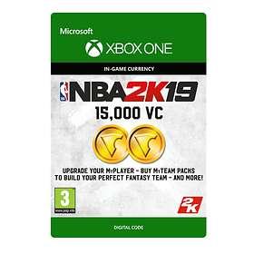 NBA 2K19 - 15,000 VC (PS4)