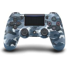 Sony Dualshock 4 V2 - Blue Camouflage (PS4) (Original)