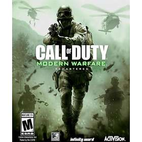 Call of Duty: Modern Warfare Remastered (PC)