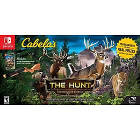 Cabela's The Hunt - Championship Edition (Switch)