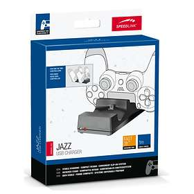 Speed-Link SL-450000 Jazz USB Charger (PS4)