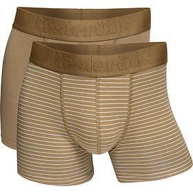 Resteröds Gunnar Bamboo Boxer 2-Pack