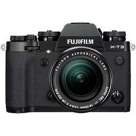 Fujifilm X-T3 + 18-55/2,8-4,0 R LM OIS