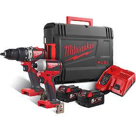 Milwaukee M18 BLPP2A2-502X (2x5,0Ah)
