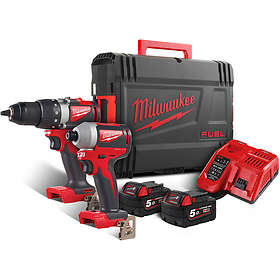 Milwaukee M18 BLPP2B2-502X (2x5,0Ah)