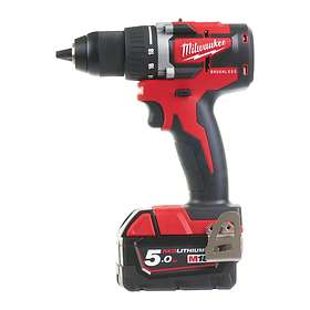 Milwaukee M18 CBLDD-502C (2x5,0Ah)