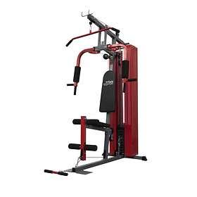Titan Fitness Life Homegym 50kg